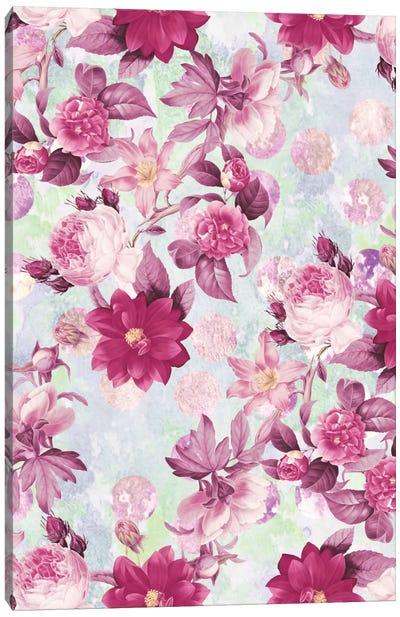Botanical Garden Canvas Print #BUR51