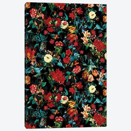 Exotic Garden II Canvas Print #BUR52} by Burcu Korkmazyurek Canvas Art Print