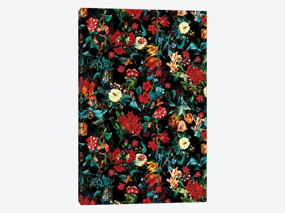 Exotic Garden II by Burcu Korkmazyurek 1-piece Canvas Art Print