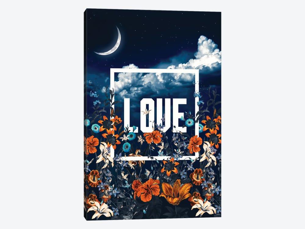 LOVE by Burcu Korkmazyurek 1-piece Canvas Art