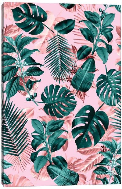 Tropical Garden III Canvas Art Print