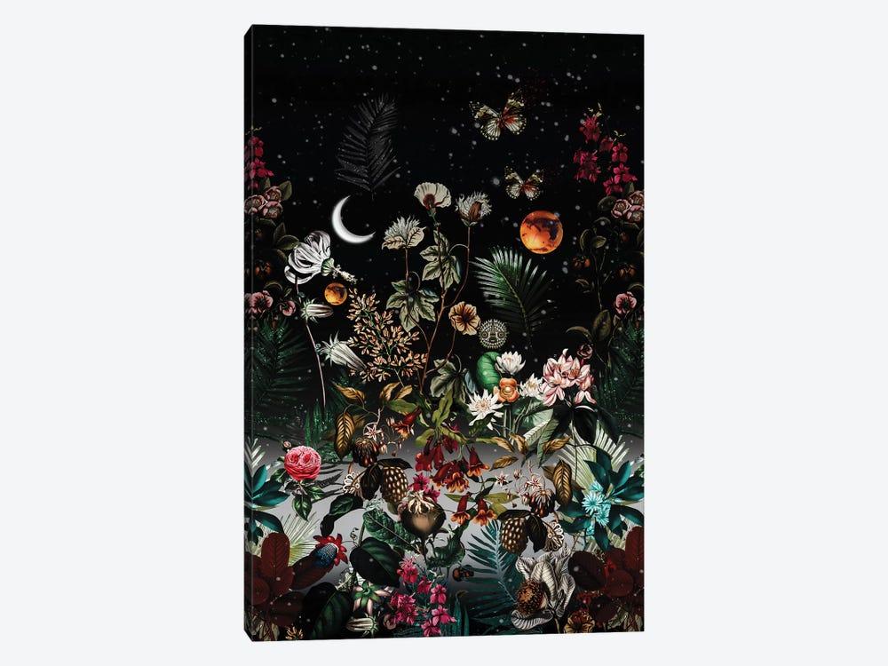 Night by Burcu Korkmazyurek 1-piece Canvas Art Print