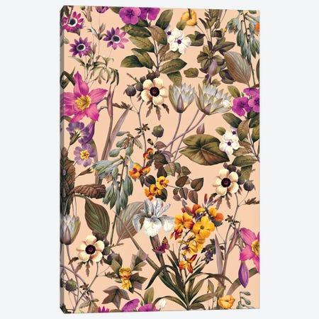 Exotic Garden IV Canvas Print #BUR79} by Burcu Korkmazyurek Canvas Print