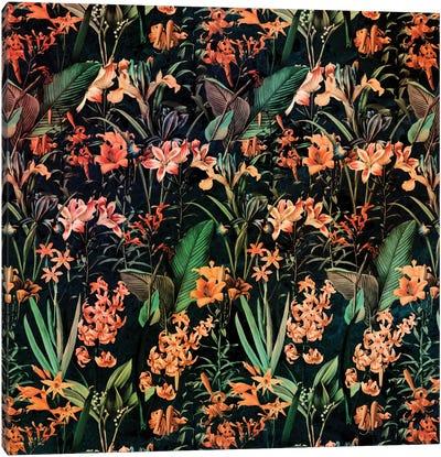 Exotic Garden Canvas Print #BUR7