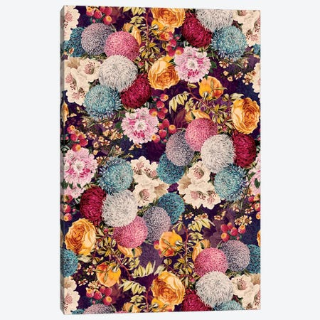 Exotic Garden X Canvas Print #BUR81} by Burcu Korkmazyurek Canvas Wall Art