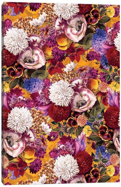 Exotic Garden XIII Canvas Art Print