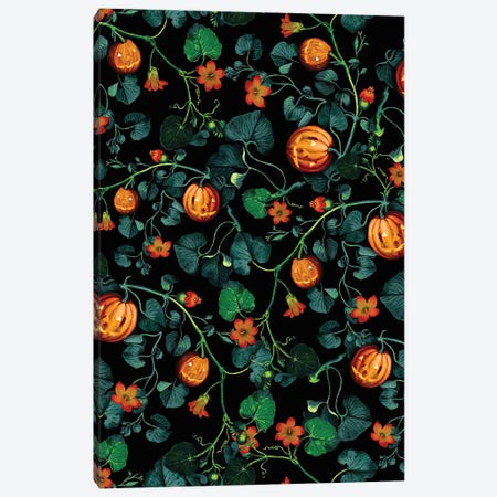 Halloween Canvas Print #BUR91} by Burcu Korkmazyurek Canvas Art Print