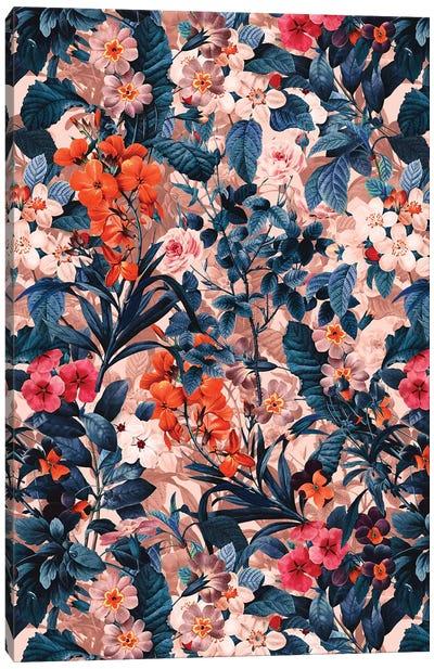 Summer Botanical Garden XI Canvas Art Print