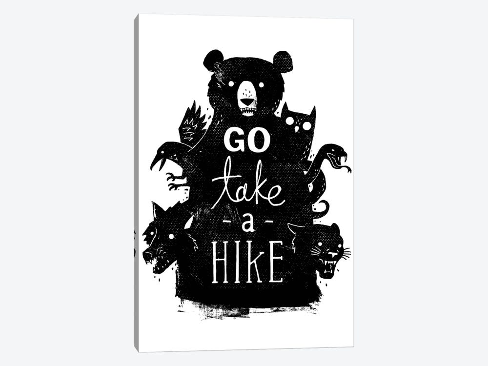 Go Take A Hike by Michael Buxton 1-piece Canvas Artwork