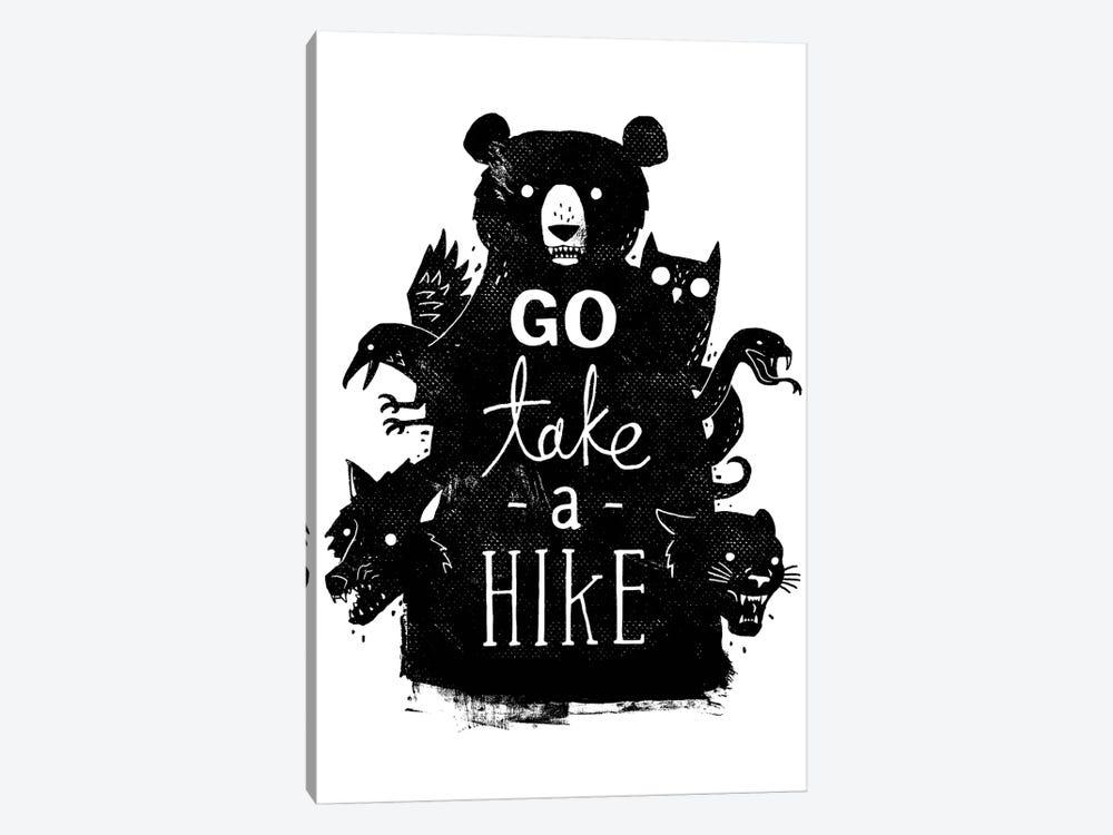 Go Take A Hike by Michael Buxton 1-piece Canvas Artwork