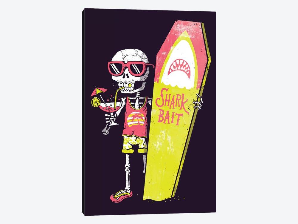 Shark Bait by Michael Buxton 1-piece Art Print