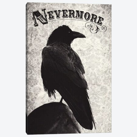 Nevermore Canvas Print #BUX3} by Michael Buxton Canvas Artwork