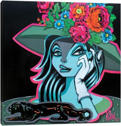 Night Shade Canvas Art Print