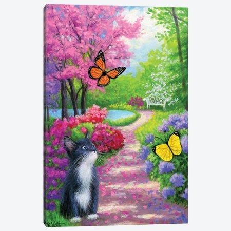 Eleanor's Enchanted Path Canvas Print #BVT116} by Bridget Voth Canvas Print