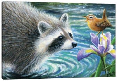 Spring Serenade Canvas Art Print