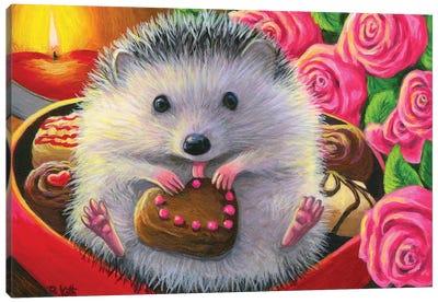 Valentine Sweets Canvas Art Print