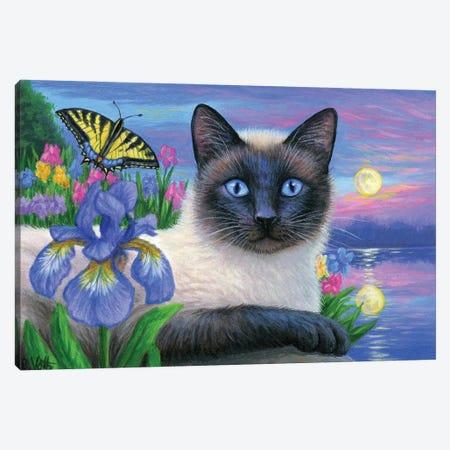 Arwen's Enchanted Evening Canvas Print #BVT54} by Bridget Voth Canvas Art