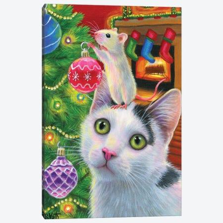 Ccs Christmas Tree I Canvas Print #BVT89} by Bridget Voth Canvas Wall Art