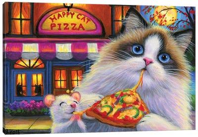 Cheese Canvas Art Print