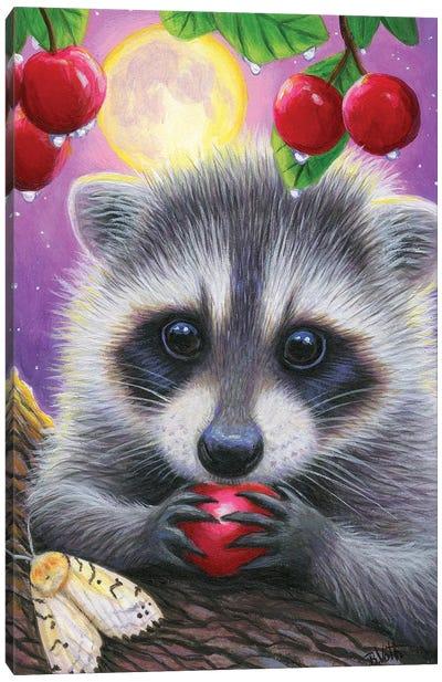 Cherry Moon V Canvas Art Print