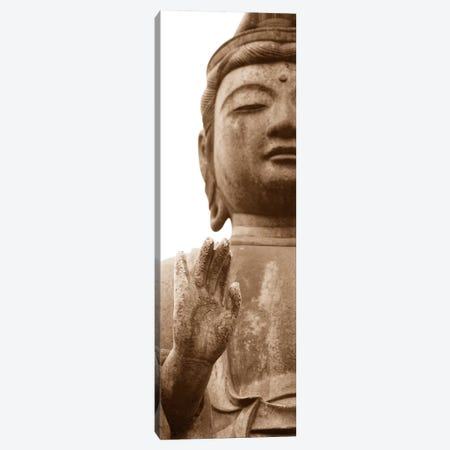 Buddha I Canvas Print #BWA12} by Boyce Watt Art Print