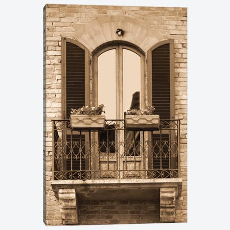 Italian Moments I Canvas Print #BWA20} by Boyce Watt Canvas Art