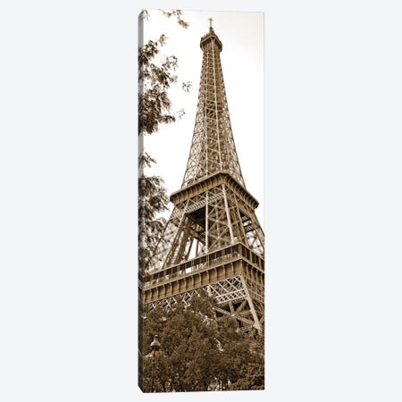 La Tour Eiffel I Canvas Print #BWA23} by Boyce Watt Canvas Artwork