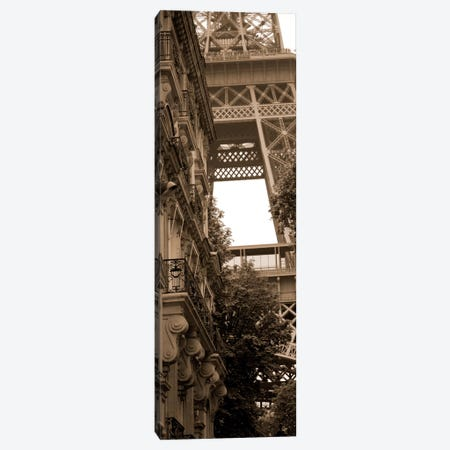 La Tour Eiffel II Canvas Print #BWA24} by Boyce Watt Canvas Print