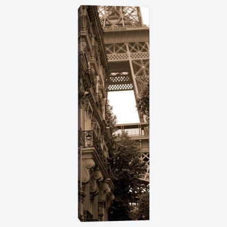 La Tour Eiffel II Canvas Print #BWA24} by Boyce Watt Canvas Print