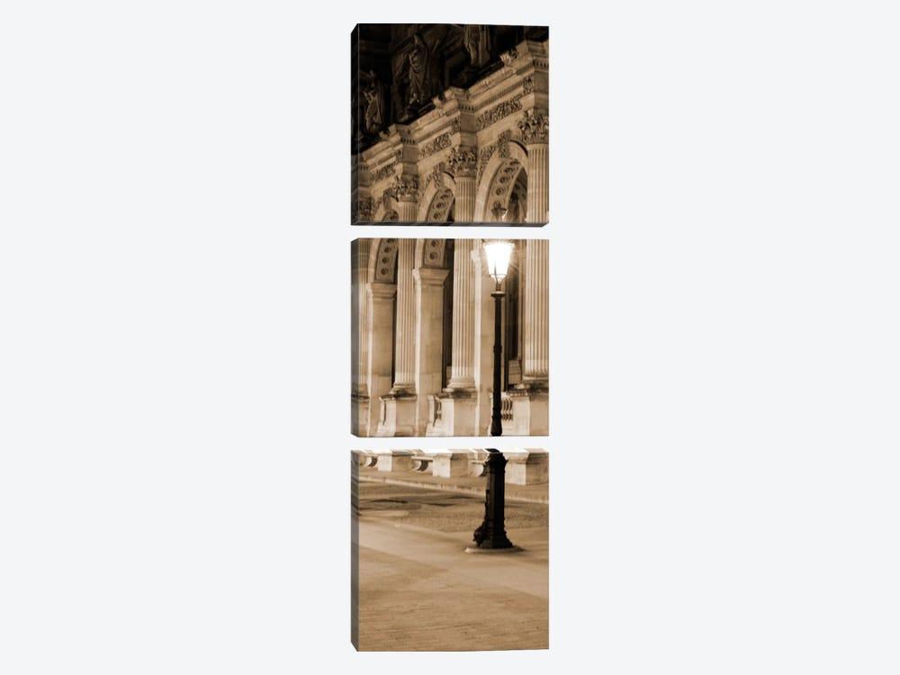 Paris Lights II by Boyce Watt 3-piece Canvas Art