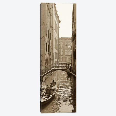 Venice Reflections Canvas Print #BWA44} by Boyce Watt Canvas Art Print