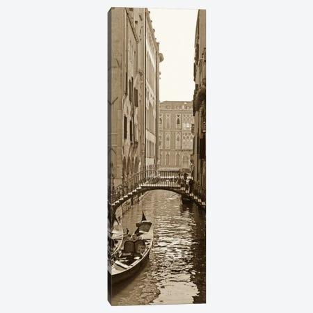 Venice Reflections Canvas Print #BWA44} by Boyce Watt Canvas Art Print