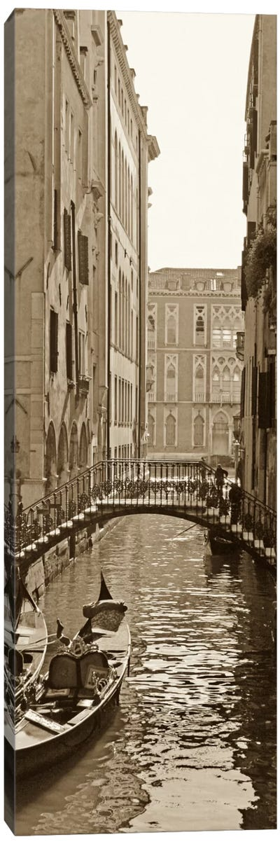 Venice Reflections Canvas Art Print
