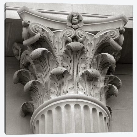 Architectural Detail III Canvas Print #BWA5} by Boyce Watt Canvas Print
