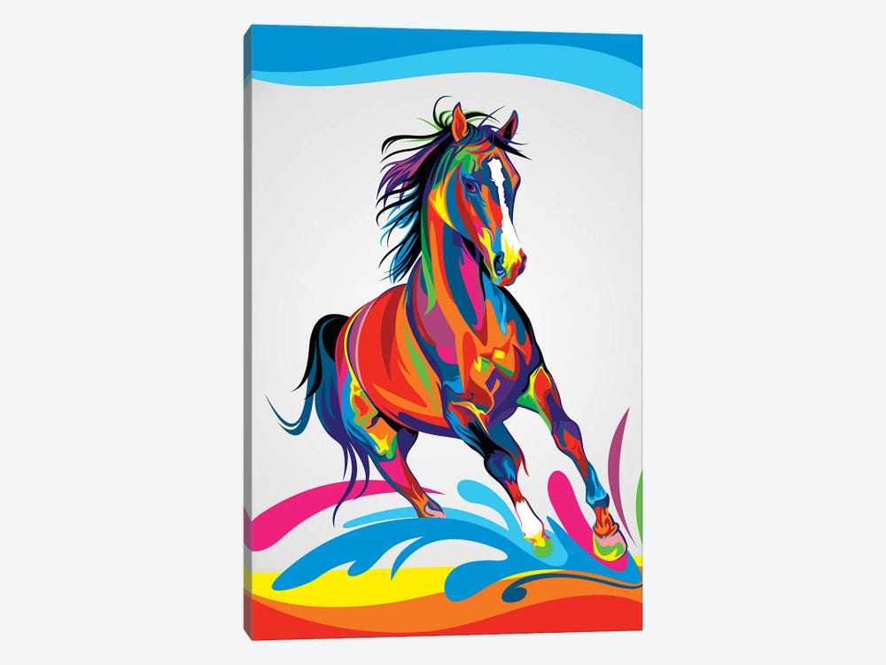 Horse by Bob Weer 1-piece Art Print