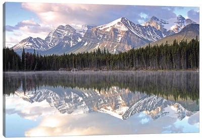 Herbert Lake Canvas Art Print
