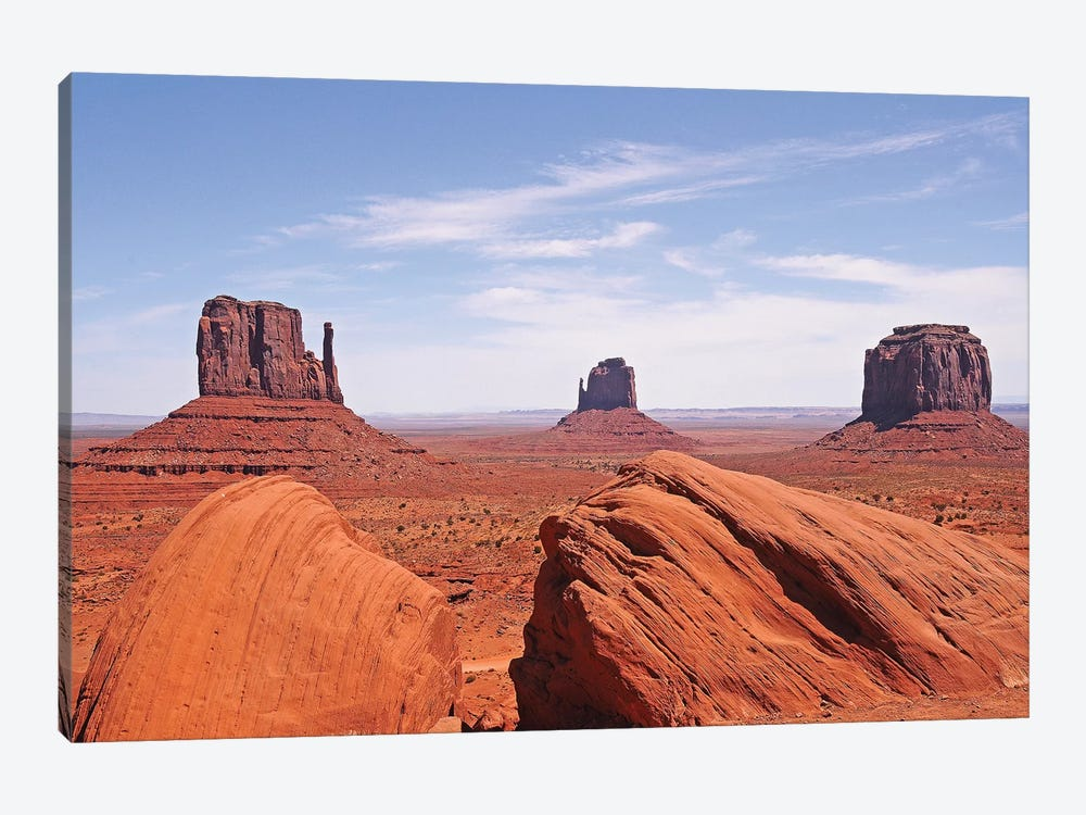 Monument Valley by Brian Wolf 1-piece Canvas Art