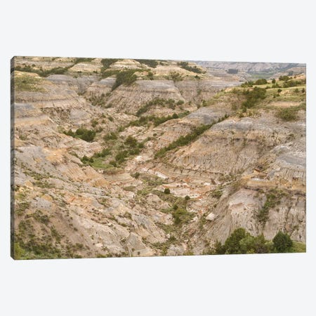 North Dakota Badlands Canvas Print #BWF226} by Brian Wolf Canvas Print