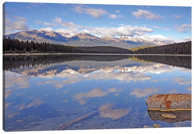 Patricia Lake Canvas Art Print