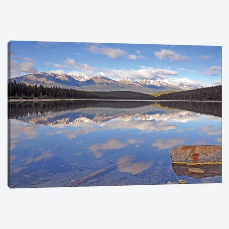 Patricia Lake Canvas Print #BWF240} by Brian Wolf Canvas Artwork