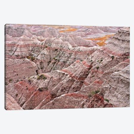 Badlands Canvas Print #BWF32} by Brian Wolf Canvas Wall Art
