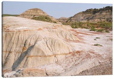 Badlands Colors Canvas Art Print