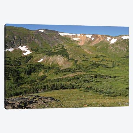 Alpine View Canvas Print #BWF397} by Brian Wolf Canvas Print
