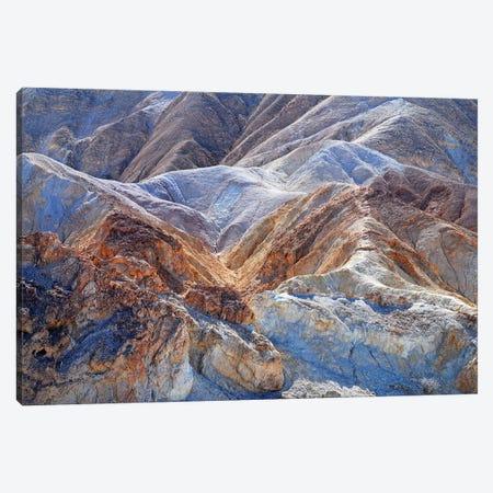 Death Valley Badlands Canvas Print #BWF449} by Brian Wolf Canvas Art