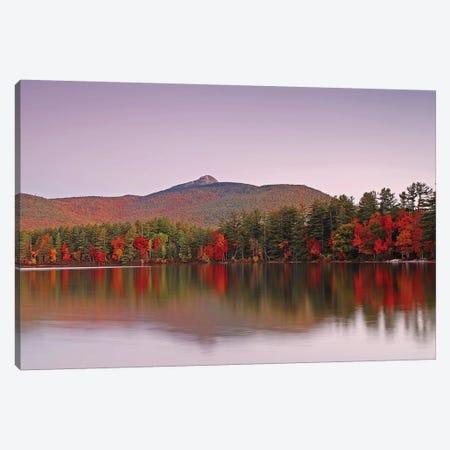 Chocorua Lake Sunrise Canvas Print #BWF82} by Brian Wolf Canvas Print