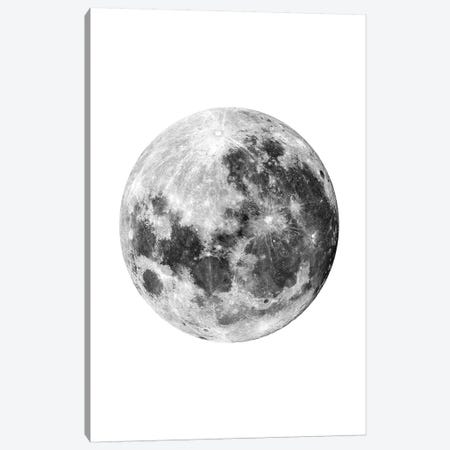 Full Moon Canvas Print #BWO6} by Brandon Wong Canvas Art Print