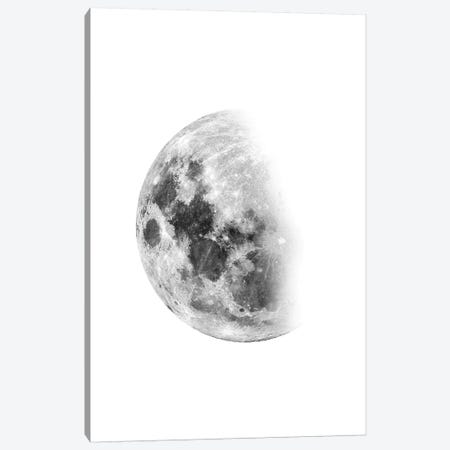 Moon Waning No. 1 Canvas Print #BWO7} by Brandon Wong Canvas Art Print