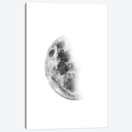 Moon Waning No. 2 Canvas Print #BWO8} by Brandon Wong Canvas Art
