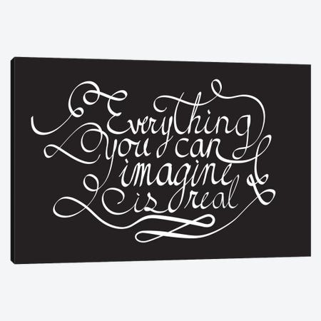 Everything You Can Imagine II Canvas Print #BWQ29} by 5by5collective Canvas Art