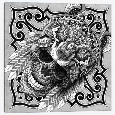 Bear Shaman Canvas Print #BWZ113} by Bioworkz Canvas Art Print
